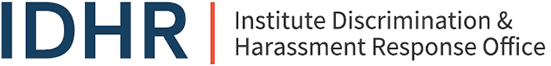 MIT Institute Discrimination and Harassment Response Office